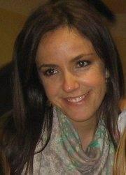Cristina Rodríguez candidata al Senado por el Partido Popular de Ciudad Real 1