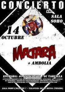 Majara tocará en la sala Soho de Talavera de la Reina 3