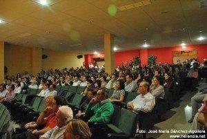 """Gran éxito de público en la presentación de """"Pensamientos"""", el primer disco de Cis Adar 1"""