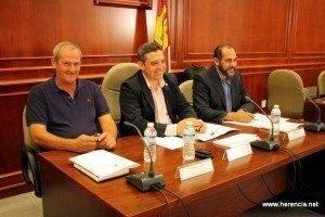 comsermancha presidente y vicepresidentes 300x200 - Últimos acuerdos tomados por Comsermancha