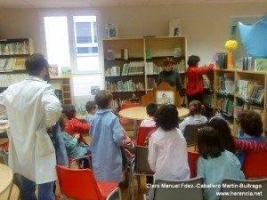 Actividades para celebrar el Día Internacional de la Biblioteca 1