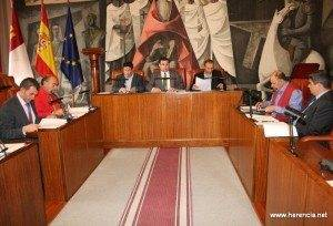 emaser consejo admon octubre a 300x204 - EMASER aprueba los presupuestos para 2012 y una subida del 7% en sus tarifas