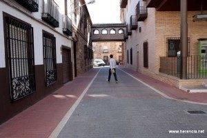 herencia calle convento 300x200 - Sigue la remodelación del casco urbano de Herencia