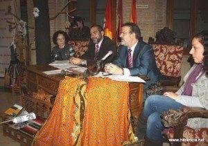 herencia upe curso a habla presidente diputacion