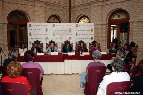 Herencia inicia los actos con motivo del Día de la Mujer Rural 3
