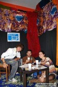 Cafe de Lenguas BdC 1 201x300 - Cafe de Lenguas. Una iniciativa cultural para aprender inglés