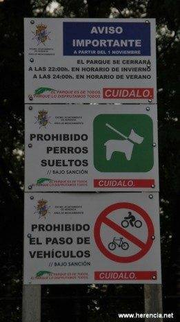 Carteles parque municipal_1