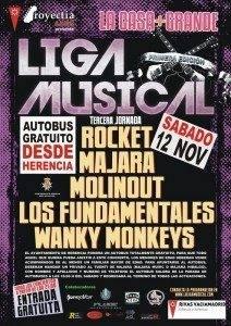 Liga Musical La Casa + Grande