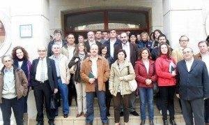 Participantes jornadas sobre gestión tributaria y recaudación de la Diputación de Ciudad Real