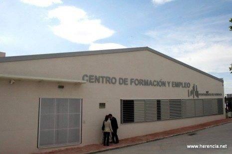 herencia Centro formacion a 465x308 - El Ayuntamiento de Herencia quiere crear un Pacto Local por la Formación y el Empleo