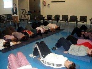 Iniciado el curso de gimnasia hipopresiva organizado por el Centro de la Mujer 3