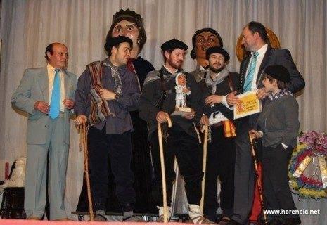 perlejesuscarnavales 465x320 - Los Carnavales de Herencia buscan a sus Perlés de Honor 2012