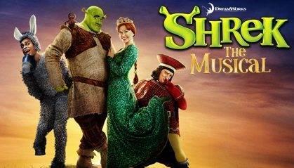 Cultura prepara un viaje para ver el musical de Shrek 4