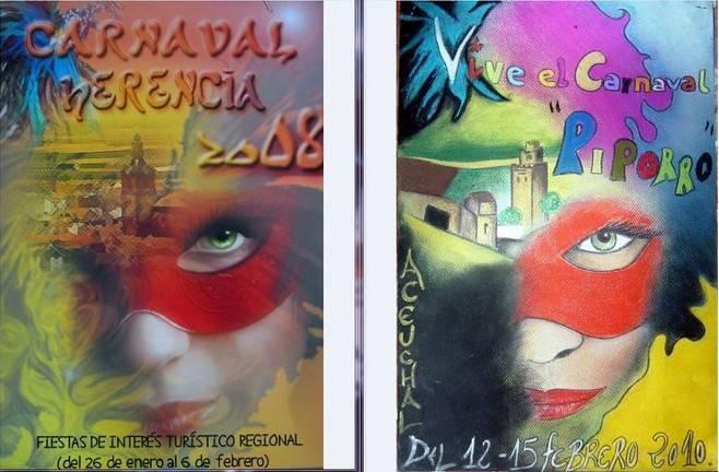 Carnaval de Herencia 2008 vs Carnaval de Aceuchal 2010
