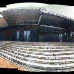 Entrada teatro autoditorio de Herencia 150x150 - El nuevo Auditorio de Herencia también será privatizado