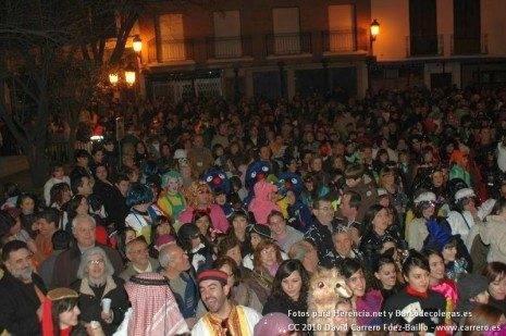 Sábado de los ansiosos 2010 465x309 - El Sábado de los Ansiosos 2012 da la bienvenida al Carnaval de Herencia con una obra de Soledad Franch