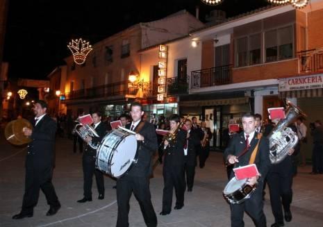 agrupacion musical santa cecilia 465x327 - Concierto de Año Nuevo 2012