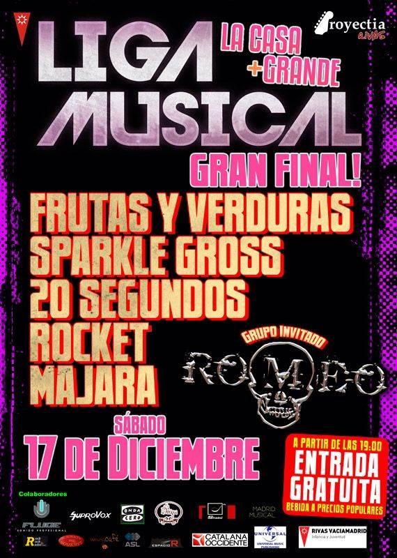 Liga Musical Rivas-Vaciamadrid