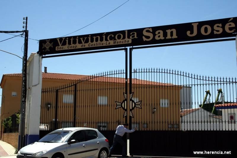 cooperativa san jose - 50 aniversario de la Cooperativa Vitivinícola San José de Herencia