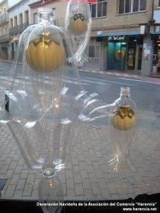 decoracion navide%C3%B1a2011 Herencia3 225x300 - Sorprendente campaña de navidad de la Asociación del Comercio Herencia