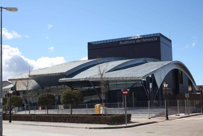 herencia teatro auditorio aa - Promancha contribuirá al acondicionamiento del auditorio municipal