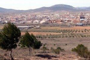 Vista general de Herencia - Ciudad Real