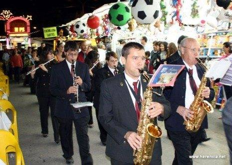 """Agrupación Musical """"Santa Cecilia"""" de Herencia"""