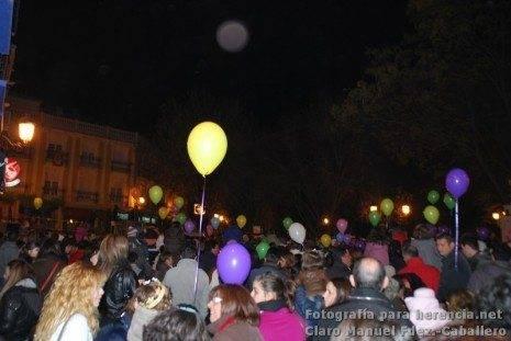 Cabalgatas de Reyes Magos 2012 35 465x311 - Una vistosa Cabalgata de Reyes llenó de ilusión las calles de Herencia