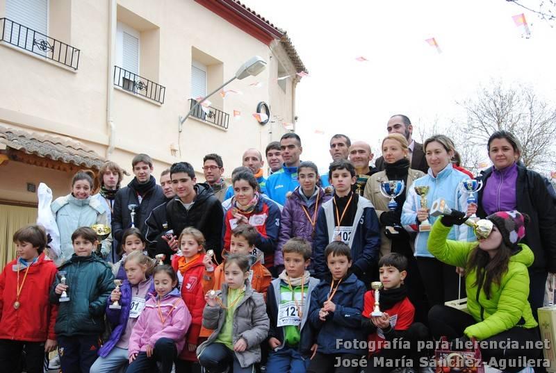 Carrera Popular de San Antón 2012