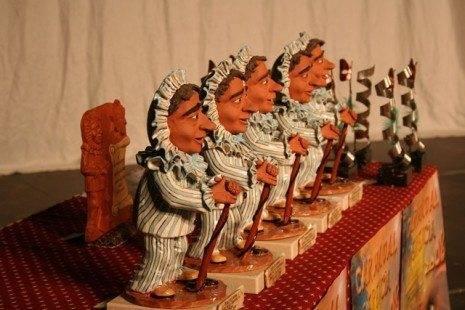 Perlés de Honor del Carnaval de Herencia