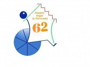 logo de la campaña actuable para evitar el cierre de los centros de discapacitados