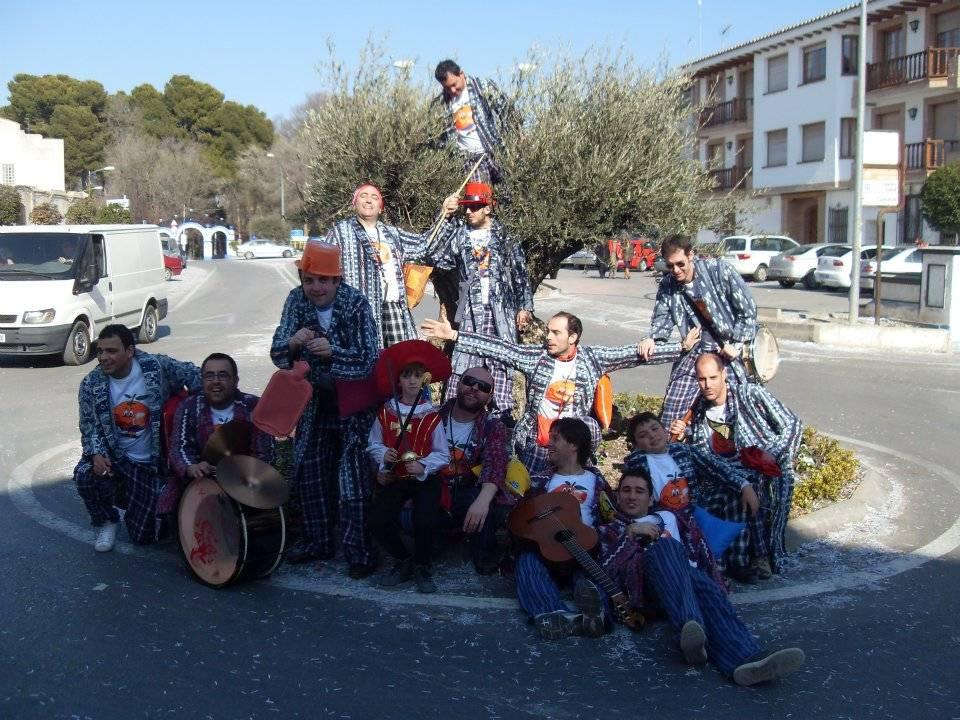 Los Pelendengues ganan el concurso de chirigotas de Torralba 4