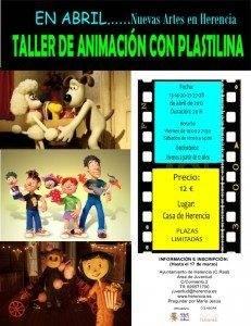 Curso de animaci%C3%B3n con plastilina 231x300 - Taller de Animación en Plastilina