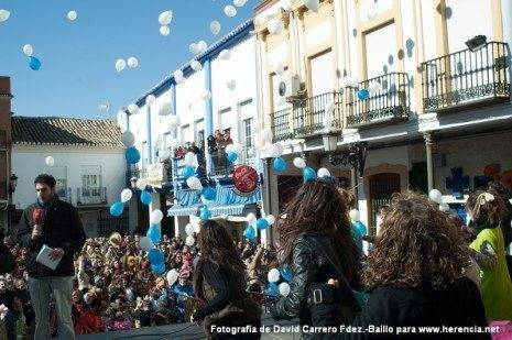 Flashmob Carnaval de Herencia 2012 465x309 - Gran aperitivo para un ANSIADO Carnaval