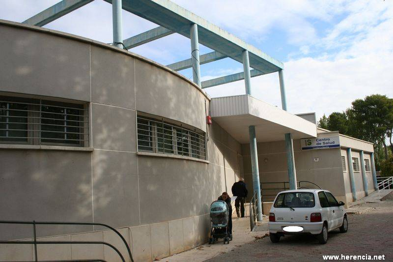 Herencia centro de salud