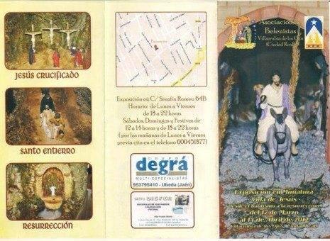 Exposici%C3%B3n de miniaturas de la vida de Jes%C3%BAs 465x340 - Exposición de miniaturas de la vida de Jesús en Villarrubia de los Ojos
