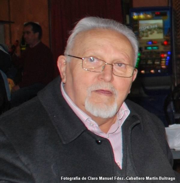Jesús Madero1 - Fallece el artista herenciano Jesús Madero Fernández-Baillo