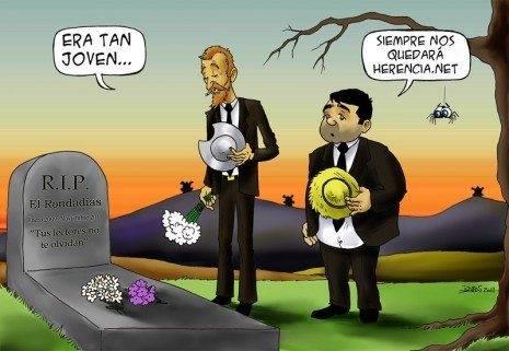 RIP el Rondadias