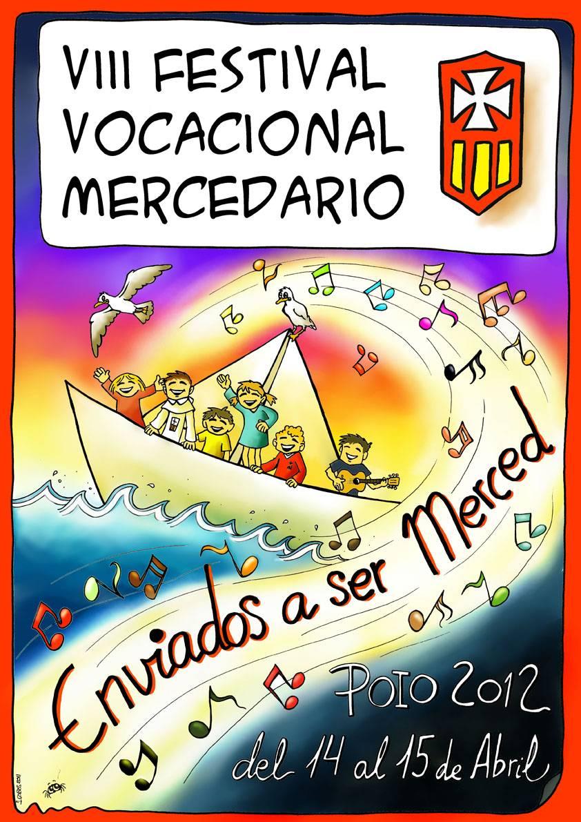 El coro de la Merced participará en el VIII Festival Vocacional Mercedario 2