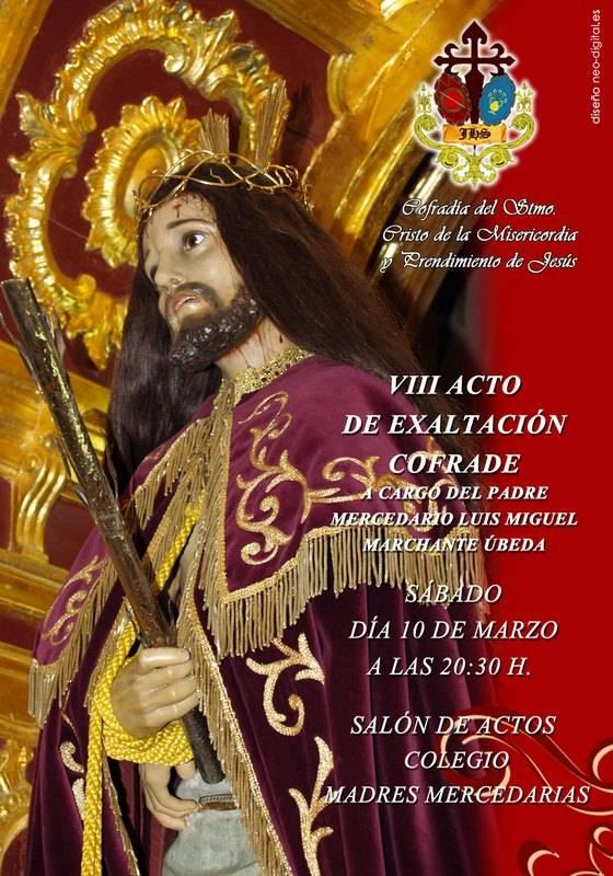 VIII exaltacion cofrade Cristo 2012