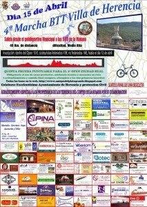 carteleria de la ciclo 2012 213x300 - Abierto el plazo de inscripción para la cicloturista del domingo 15 de abril