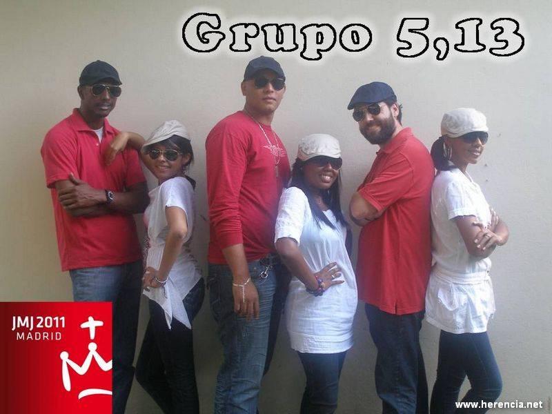 foto grupo 5 13 - Nueva canción del mercedario Santiago Rodríguez- Palancas con el Grupo 5,13