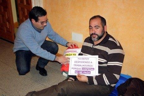 Ayuntamiento de Herencia avisa de despidos y reducción jornada por falta de pago de la Junta 1