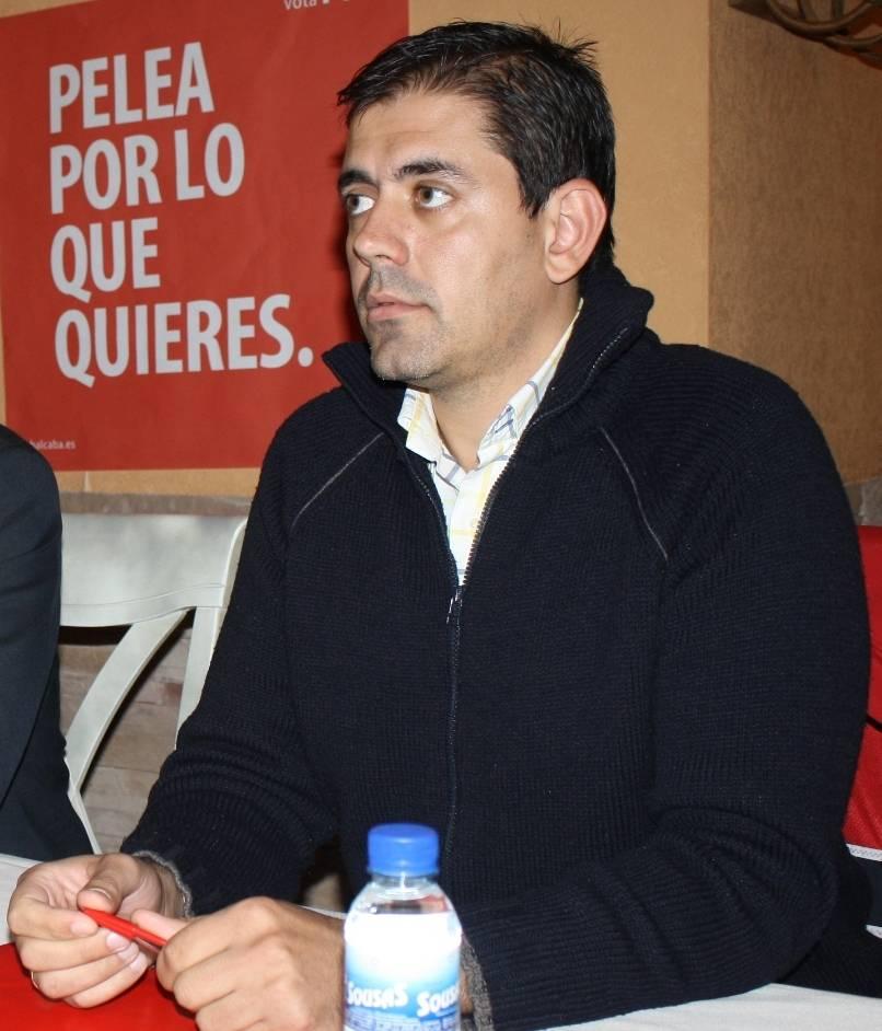 jose manuel bolanos - José Manuel Bolaños optará a la reelección como secretario general del PSOE de Herencia