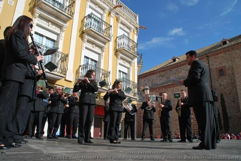 Agrupación Musical Santa Cecilia 5 - Concierto de Navidad de la agrupación musical Santa Cecilia