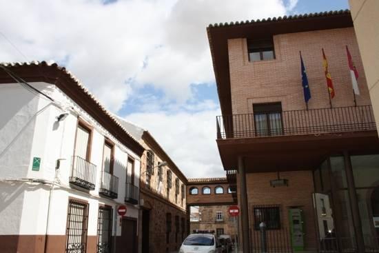 Operación de tesorería del Ayuntamiento de Herencia para pagar a proveedores 1