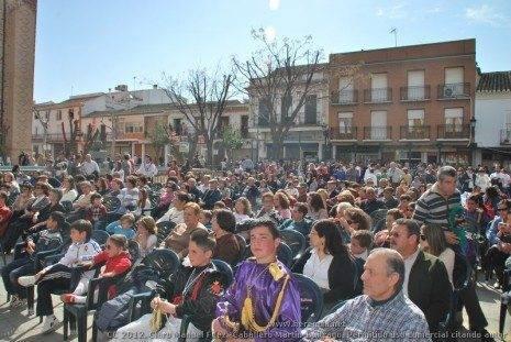 Público Asistente al II Encuentro de Bandas Locales
