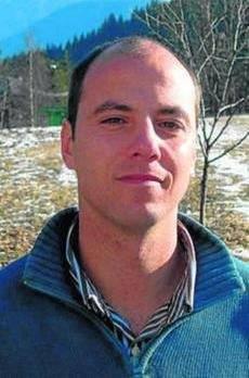 Salvador Guiterrez autor del libro El Panadero de Dios