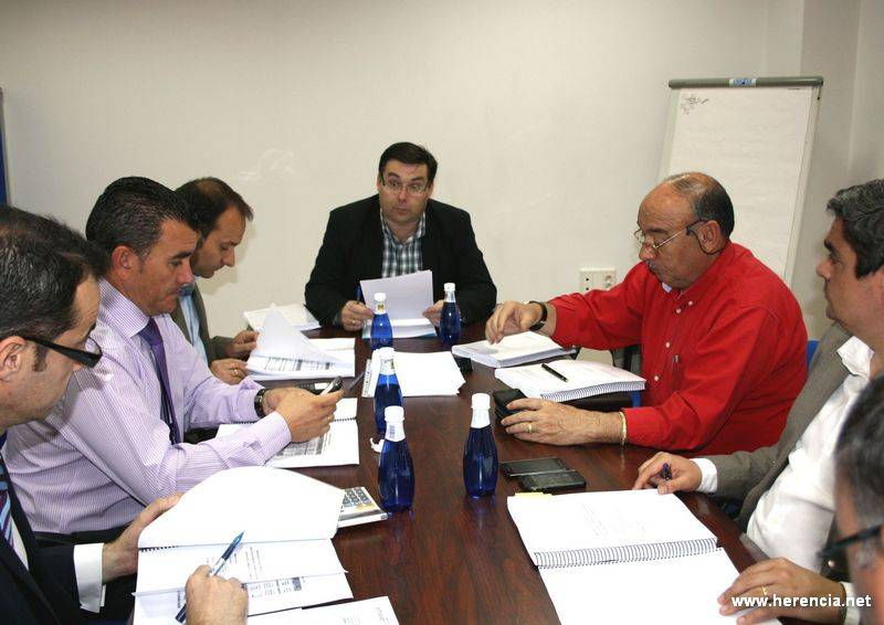 emaser a marzo - Reunido el Consejo de Administración de EMASER