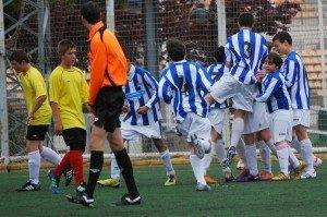 La Escuela de fútbol infantil de Herencia subcampeona provincial 1